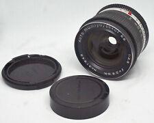 """Wide LENS for SLR Camera with Mamiya ES mount """"MAMIYA SEKOR 2.8-28"""" (VG) [0030]"""