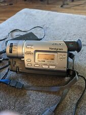 Sony Handycam CCD-TR517 8mm Video8 Camcorder VCR Player Camera Video Tested
