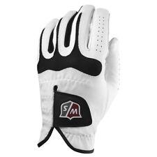 Wilson Staff Grip Soft White Golf Gloves (3-Pack) NEW
