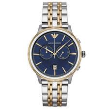 In Armbanduhren Emporio KaufenEbay Armani Blau Günstig 08nPONkXZw