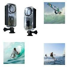 Unterwassergehäuse für Insta360 One X Action Kamera Zubehör neu