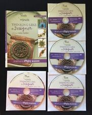 DVDs Only! Thinking Like a Designer Series 1700 with Katie Hacker [DVD]