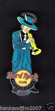 Hard Rock Cafe 2 inch 2010 Jazz Trumpet Player Pin Philadelphia