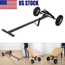Heavy Duty 600Lb Trailer Dolly Utility Hitch Trailer Mover Hitch Boat Hand Dolly