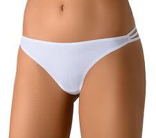 White Thongs V-7028 Virason Lingerie Woman Axami S-xl M