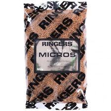 Ringers Method Micros Pellets 2mm 900g Carp Fishing Bait Groundbait