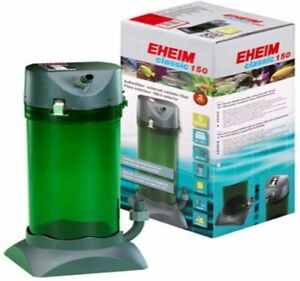 EHEIM Classic External Canister Filter With Media 40 US Gal