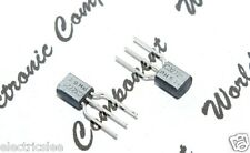 10pcs-PHILIPS BC327-25 PNP 0.625W 0.8A 45V Transistor - TO-92 (TO92)