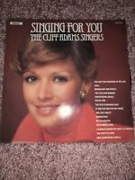 THE CLIFF ADAMS SINGERS - Singing for you - 1979 UK 12-track LP