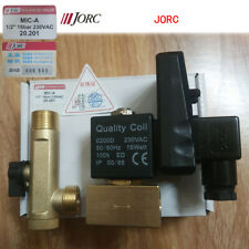 JORC MIC-A Automatic Electronic Timed Air Compressor Condensate Drain Valve@230V