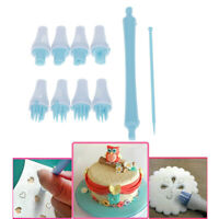 1 set Cake decorating tools dot cutter mold cupcake gumpaste fondant mould