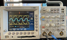 Tektronix Tds 3032 Two Channel Dpo 300 Mhz 25 Gss Real 500 Mhz 5gss