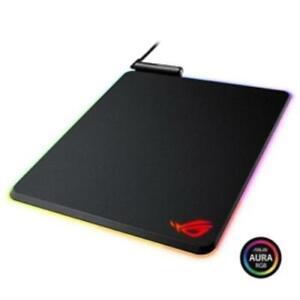 Asus 225383 Ac Rog Balteus Mousepad Vertical Usb2.0 Pass-through Rgb Lighting