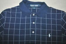 Vintage 90s Polo Ralph Lauren POLO GOLF Men's Shirt sz S UNWORN