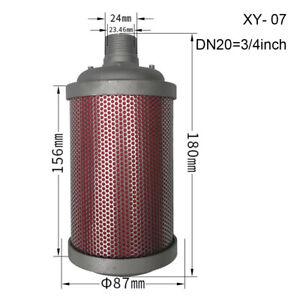 Pneumatic Muffler for Compressor Dryer Diaphragm Pump Vacuum Pump XY-07 Silencer