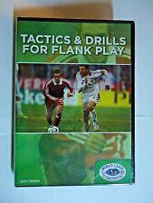 World Class Coaching: Tactics & Drills For Flank Play, NEW DVD