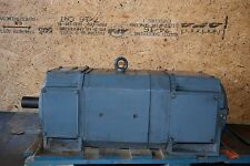 Reliance Electric Fr Lc2512atz 240v 1750 1950 Rpm 10hp Rpm Iii Dc Motor 10 Hp