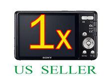 1x Sony CyberShot DSC-W650 W690 Camera Clear LCD Screen Protector Guard Film
