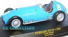 1:43 F1 - FERRARI 375 F1 (1952) - Louis Rosier Ecurie Rosier (57)