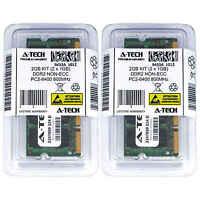 2GB KIT 2 x 1GB SODIMM DDR 2 NON-ECC PC2-6400 800MHz 800 MHz DDR-2 2G Ram Memory