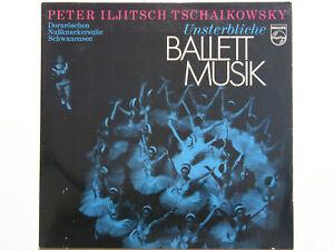 Tschaikowsky Ballettmusik Dornröschen Nußknackersuite Schwanensee 2 LP