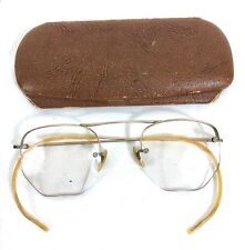 ad2a5a78ba9 Vintage Antique 1930s Eye Wear 12k Gold 1 10 12 KGF Filled Frames With
