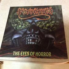 Possessed Eyes Of Horror 1987 Combat 1st Press Nrmt-mt Great Record Slayer Venom