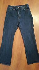 NYDJ Not Your Daughters Jeans size 10 x 28 Boot Stretch Lift Tuck