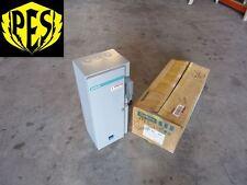 NEW SIEMENS SCF-B10 30 AMP 480V SIZE 0 3 PHASE N1 COMBINATION STARTER FUSED DISC