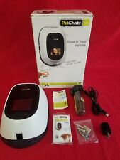 PetChatz HD Wifi Pet Camera / Snack Dispenser Interactive Digital Daycare