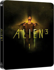 Alien 3 Limited Edition Steelbook Blu-ray UK Exclusive Region B NEW SEALED