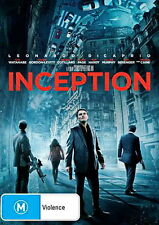 Inception - NEW DVD