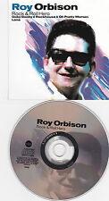 CD PICTURE 20T ROY ORBISON ROCK & ROLL HERO DE 2001
