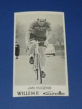 PHOTO CYCLISME 1968 EQUIPE WILLEM II GAZELLE JAN HUGENS WIELRENNEN WIELRIJDER