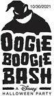 Oogie Boogie Bash Tickets Disney Halloween Party For Sat 10/30/21 SOLD OUT!