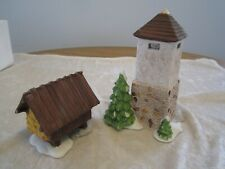 Dept 56 - Silo and Hay Shed Heritage Village