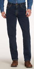 Wrangler Texas jeans W 33 L 34 bleu noir - w12104001 - Produit Neuf