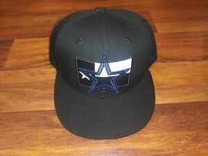 Dallas Cowboys New Era Fitted Hat 1960 7 3/4 59FIFTY Texas Flag