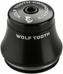 Wolf Tooth Premium Headset - IS41/28.6 Upper, 25mm Stack, Black