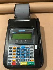 "Hypercom T7Plus Credit Card Machine *No box, No Power Cable"""