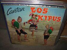 KIPUS cantan ( world music ) odeon peru