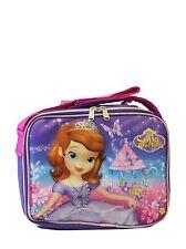 Disney Sofia the First Soft Lunch kit bag box