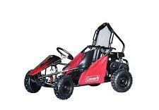 NEW Coleman Off Road 98cc Go Kart Gas Engine ATV Ride Cart Outdoor Boy Girl Kid