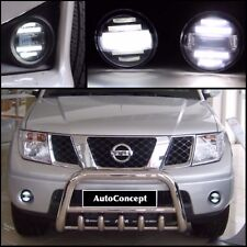 NISSAN R51 PATHFINDER D40 NAVARA HIGH POWER LED & DRL FOG DRIVING DAYTIME LIGHTS