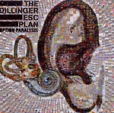 The Dillinger Escape Plan - Option Paralysis [CD]