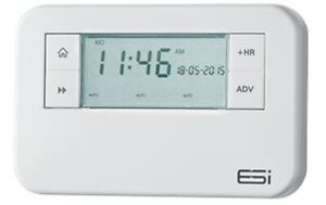 ESI Controls 3 Channel Multi-Purpose Central Heating Programmer ES3247B