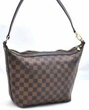 Authentic Louis Vuitton Damier Illovo MM Shoulder Bag N51995 LV A3100