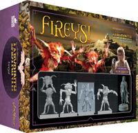 RHLRHLAB004 River Horse Jim Henson`s Labyrinth: Fireys! Expansion