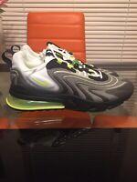 Nike Air Max 270 React Eng Neon 95's (Black/White/Volt) Men's Size 12. NWOB.