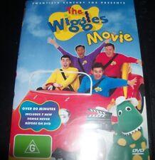 The Wiggles Movie (Australia Reg 4) DVD – New